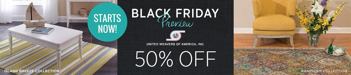 United Weavers - Save 50%!