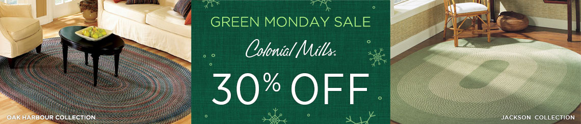 Colonial Mills - Save 30%