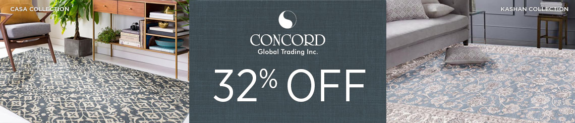 Concord Global - Save 32%