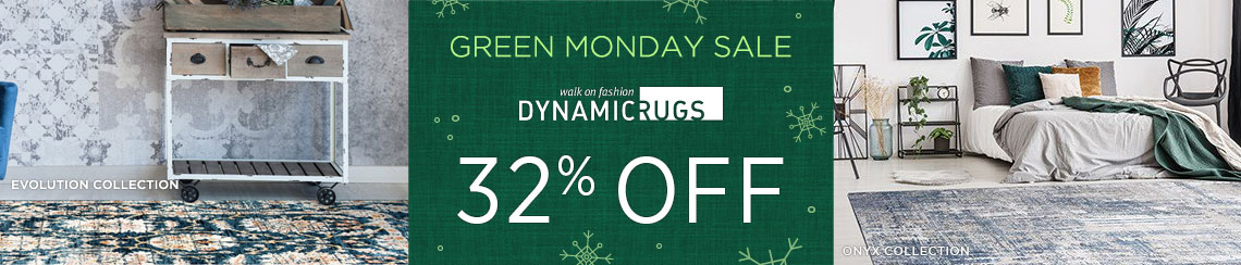 Dynamic Rugs - Save 32%!