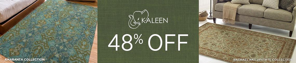 Kaleen Rugs - Save 48%!