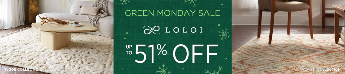 Loloi - Save Up to 51%!