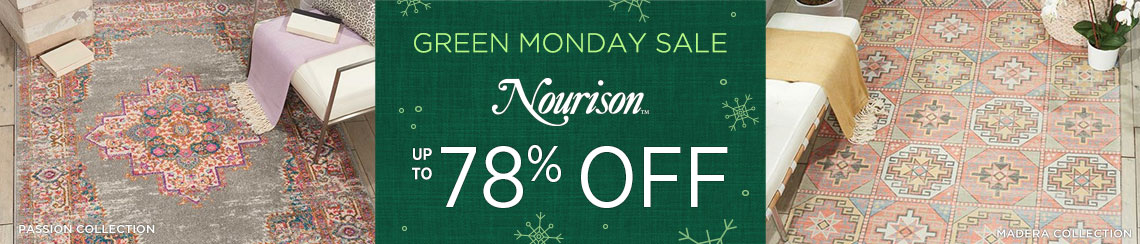 Nourison Rugs - Save up to 78%!