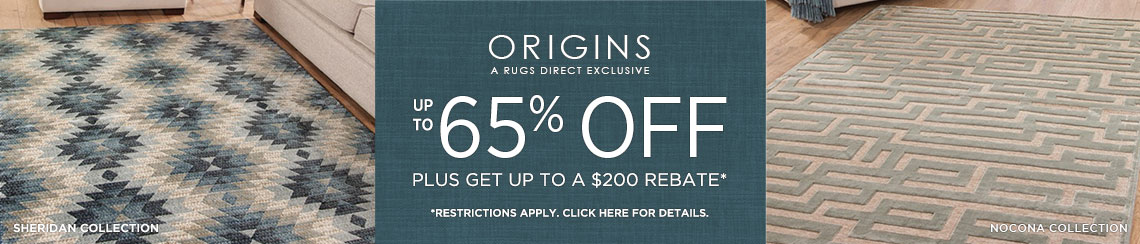 Origins - Save up to 65% + Rebate!