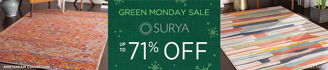 Surya Rugs - Save up to 71%!