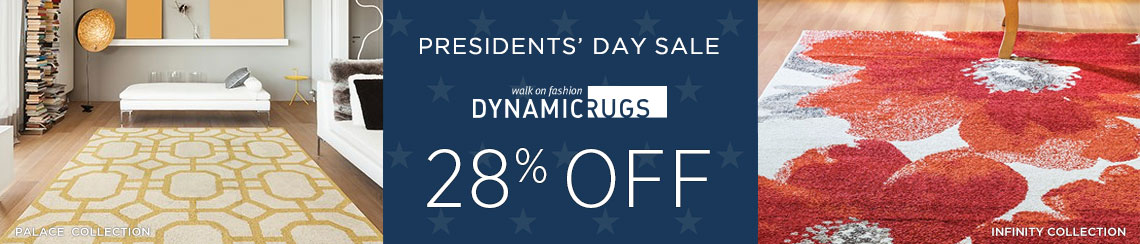 Dynamic Rugs - Save 28%!