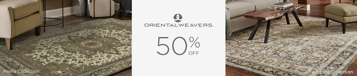 Oriental Weavers Rugs - Save 50%!