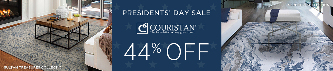 Couristan Rugs - 44%