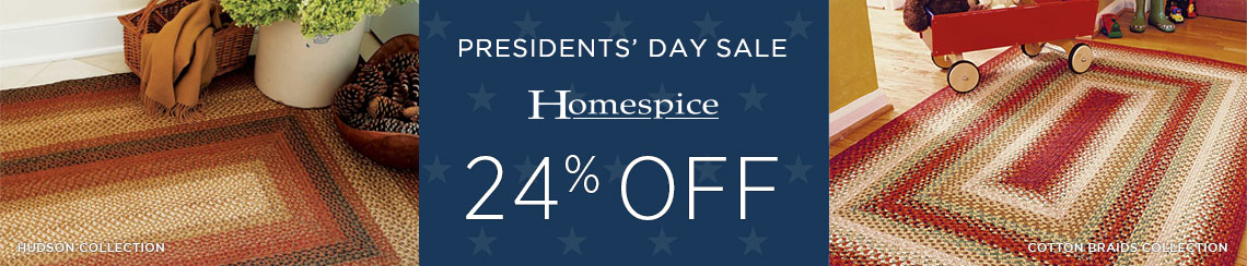 Homespice Rugs - Save 24%