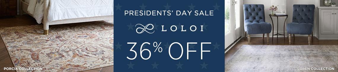 Loloi - Save 36%!