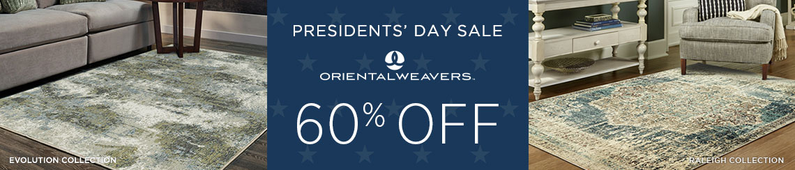 Oriental Weavers Rugs - Save 60%!