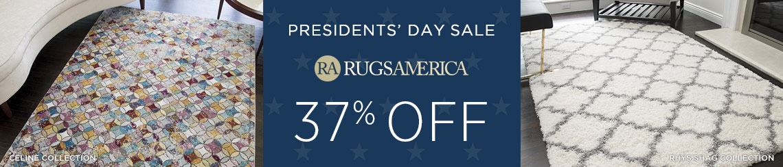 Rugs America - Save 37%!