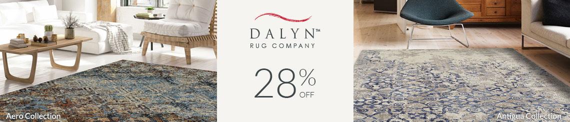 Dalyn Rugs - Save 28%!