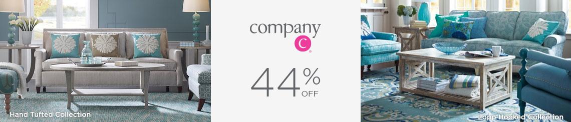 Company C Rugs - Save 44%!