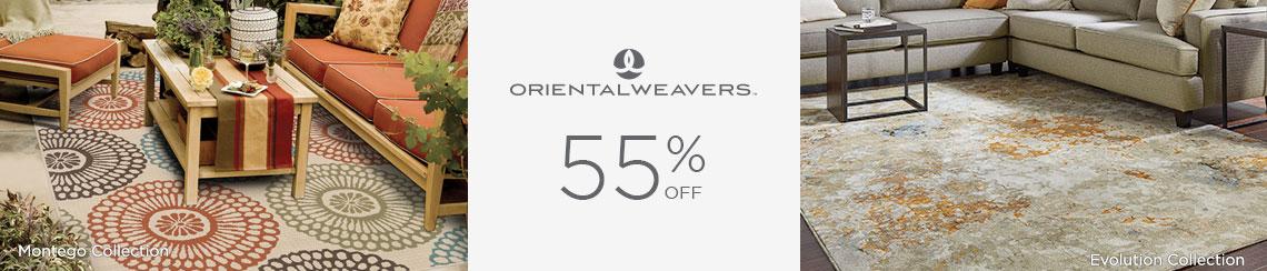 Oriental Weavers Rugs - Save 55%!