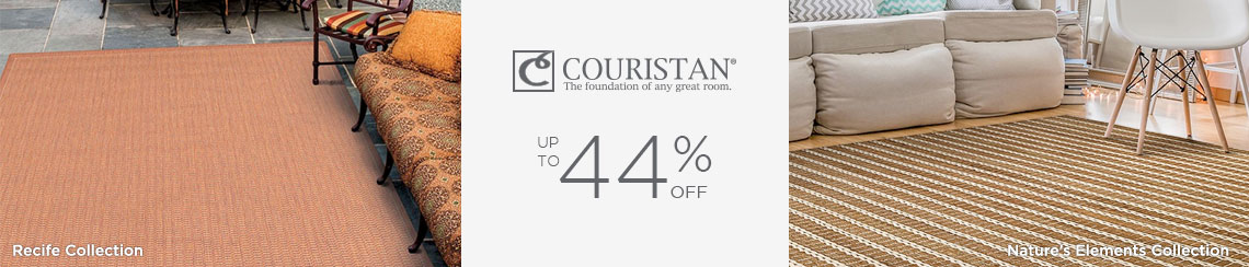 Couristan Rugs - Up to 44%