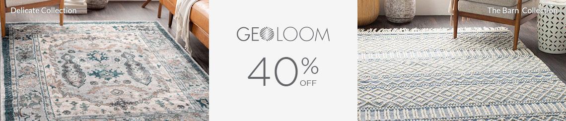 Geoloom - Save 40%!