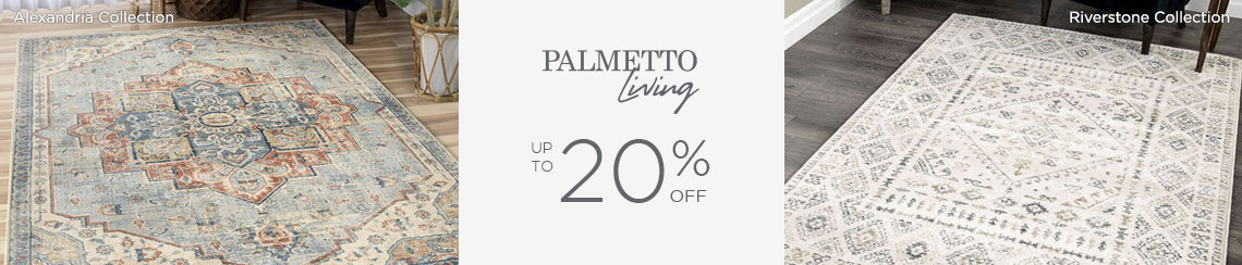 Palmetto Living - Save up to 20%!