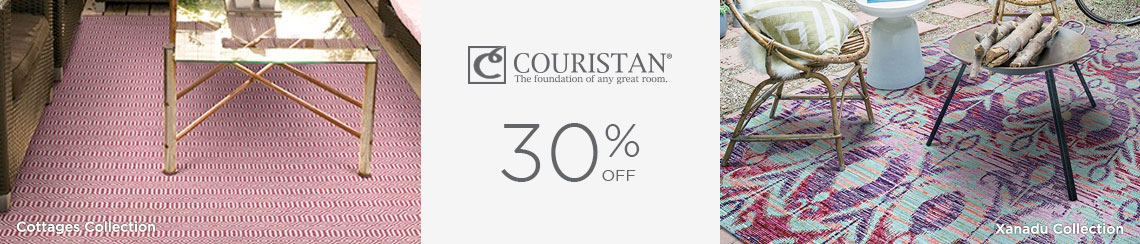 Couristan Rugs - Save 30%!