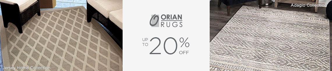 Orian Rugs - Save up to 20%!