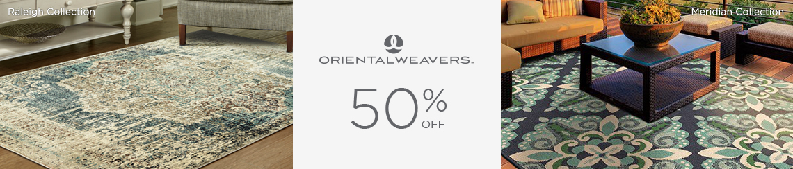 Oriental Weavers Rugs - Save 50% + get up to $200 back!