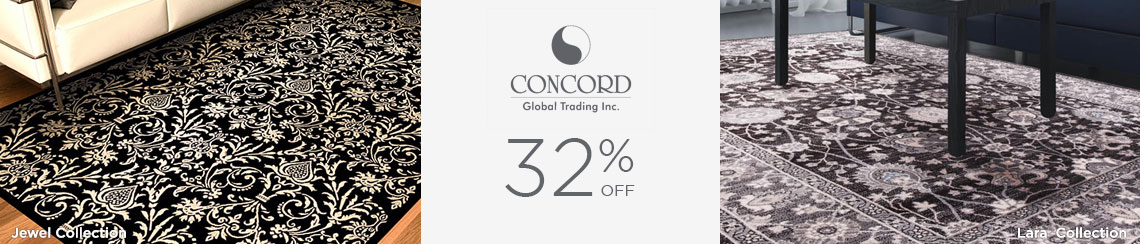 Concord Global - 32%