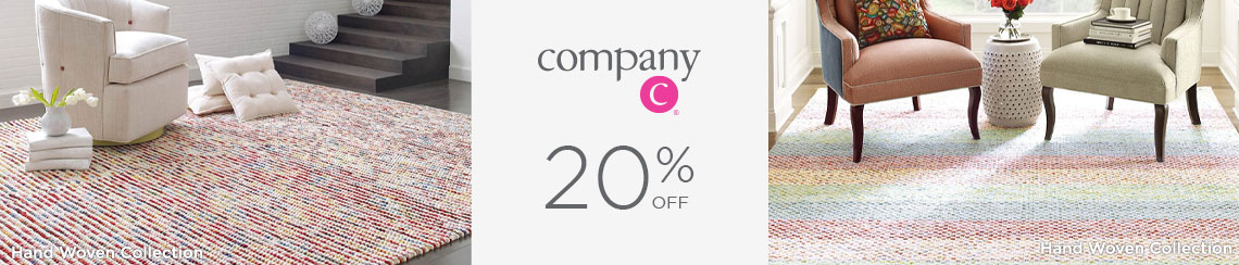 Company C - Save 20%!