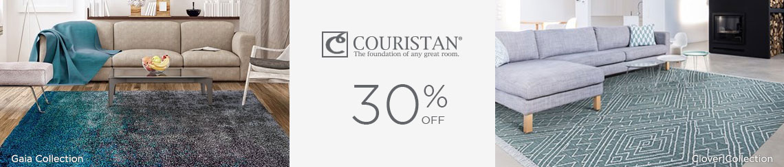 Couristan Rugs - 30%
