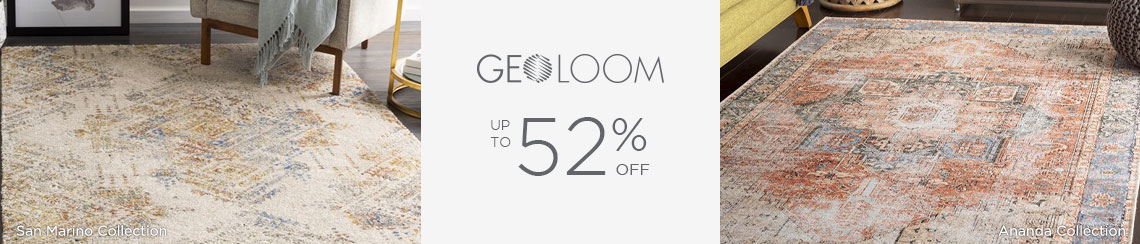 Geoloom - Save up to 52%!