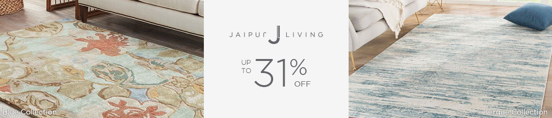 Jaipur Living Rugs - Save up to 31%!