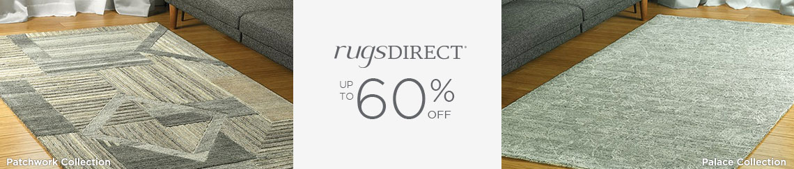 Rugs Direct - Save up to 60%!