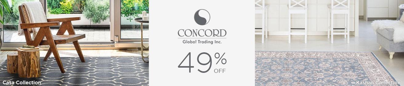 Concord Global - Save 49%!