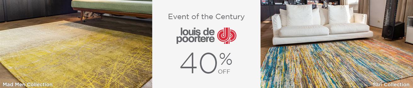 Louis de Poortere - Save 40%!
