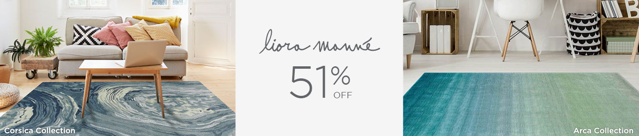 Liora Manne Rugs - Save 51%!