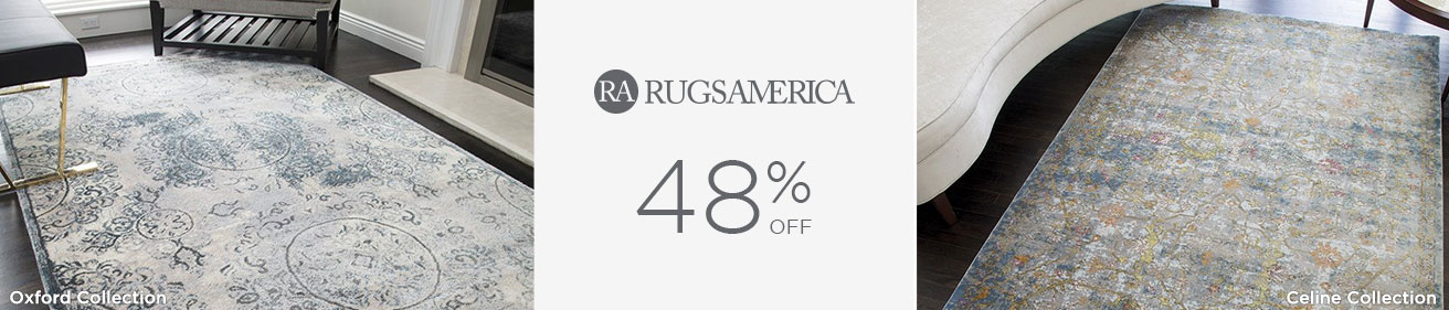 Rugs America - Save 48%!