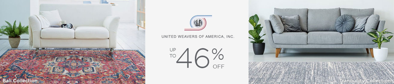 United Weavers - Save up to 46%!