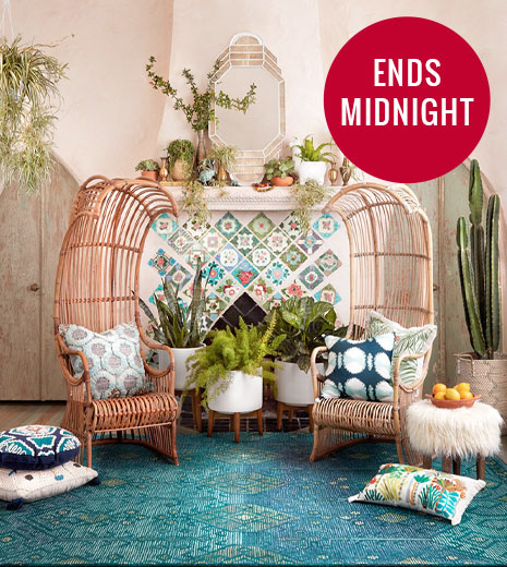 4th Of July Preview - Save Up To 80% On Rugs!