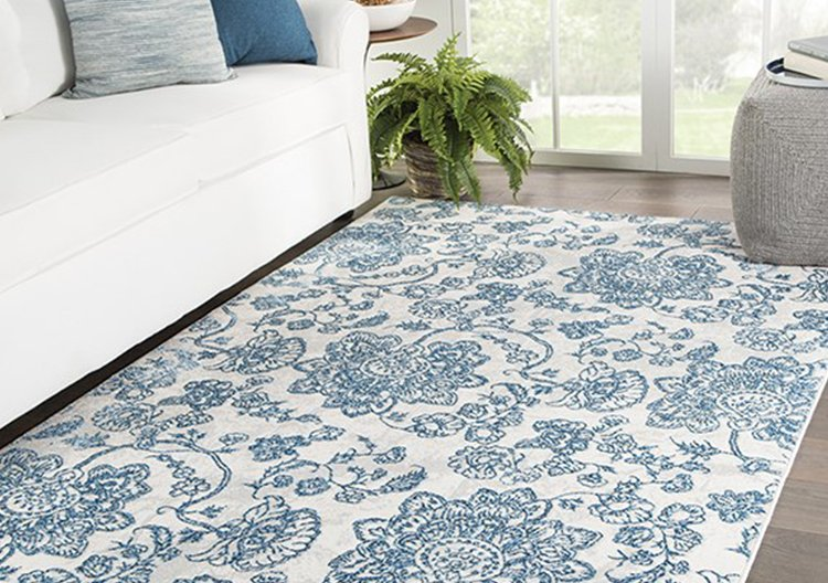 floral area rugs 5x8