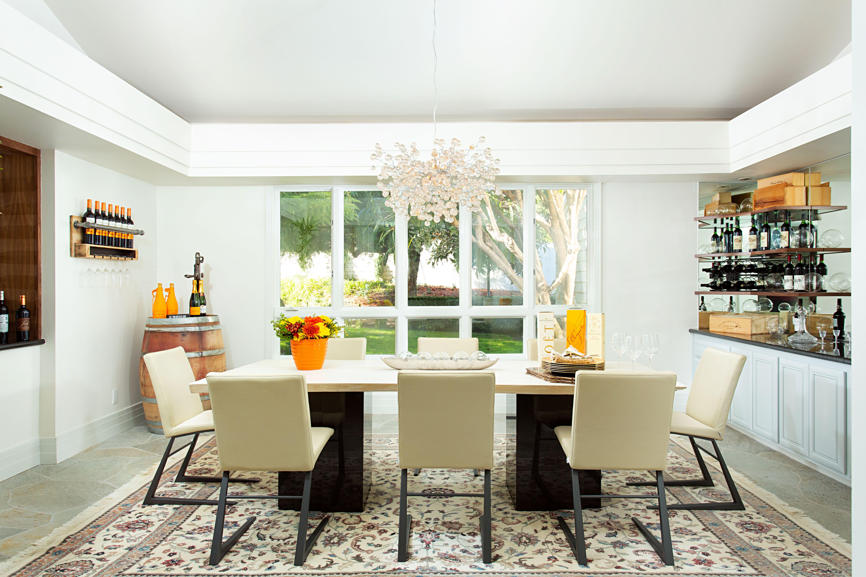 Neutral Dining Room Decor Ideas
