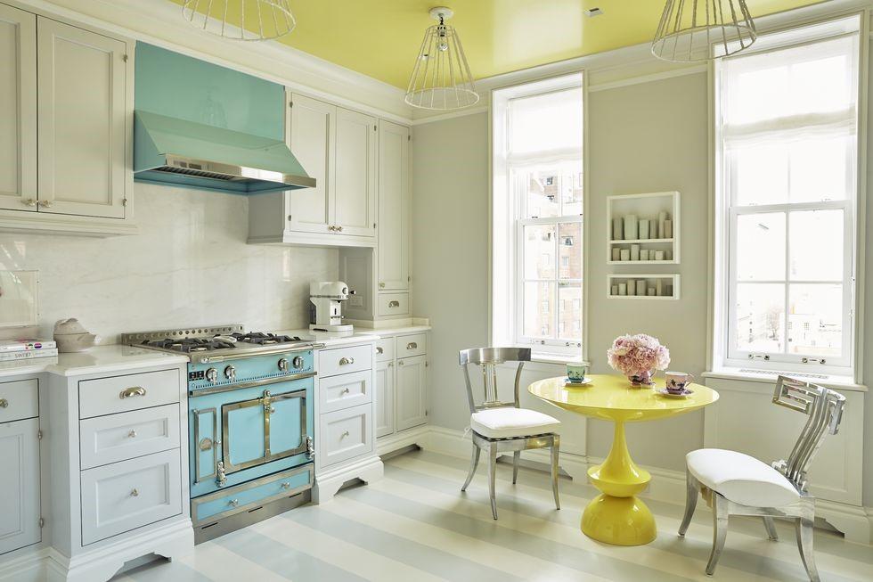 Bright and Cheerful Kitchen Decor Ideas