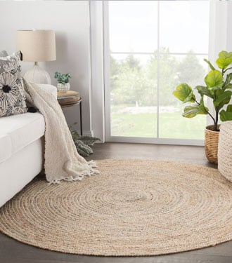 Round and Square Rugs