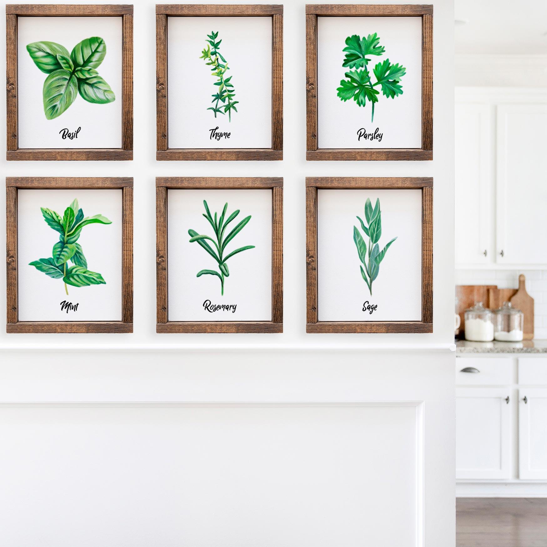 Artistic Vibes Kitchen Decor Ideas