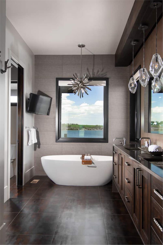 Modern Elegance Bathroom Decor Ideas