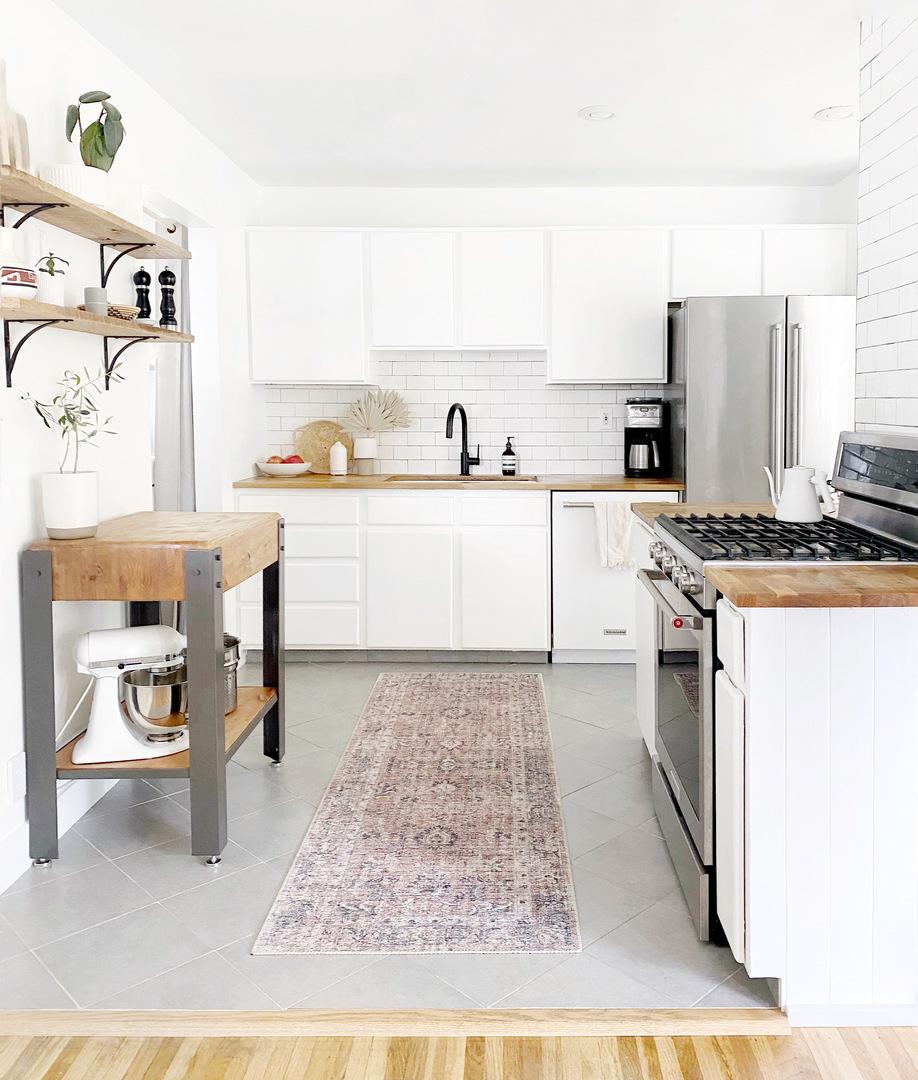 Vintage Styling Kitchen Decor Ideas