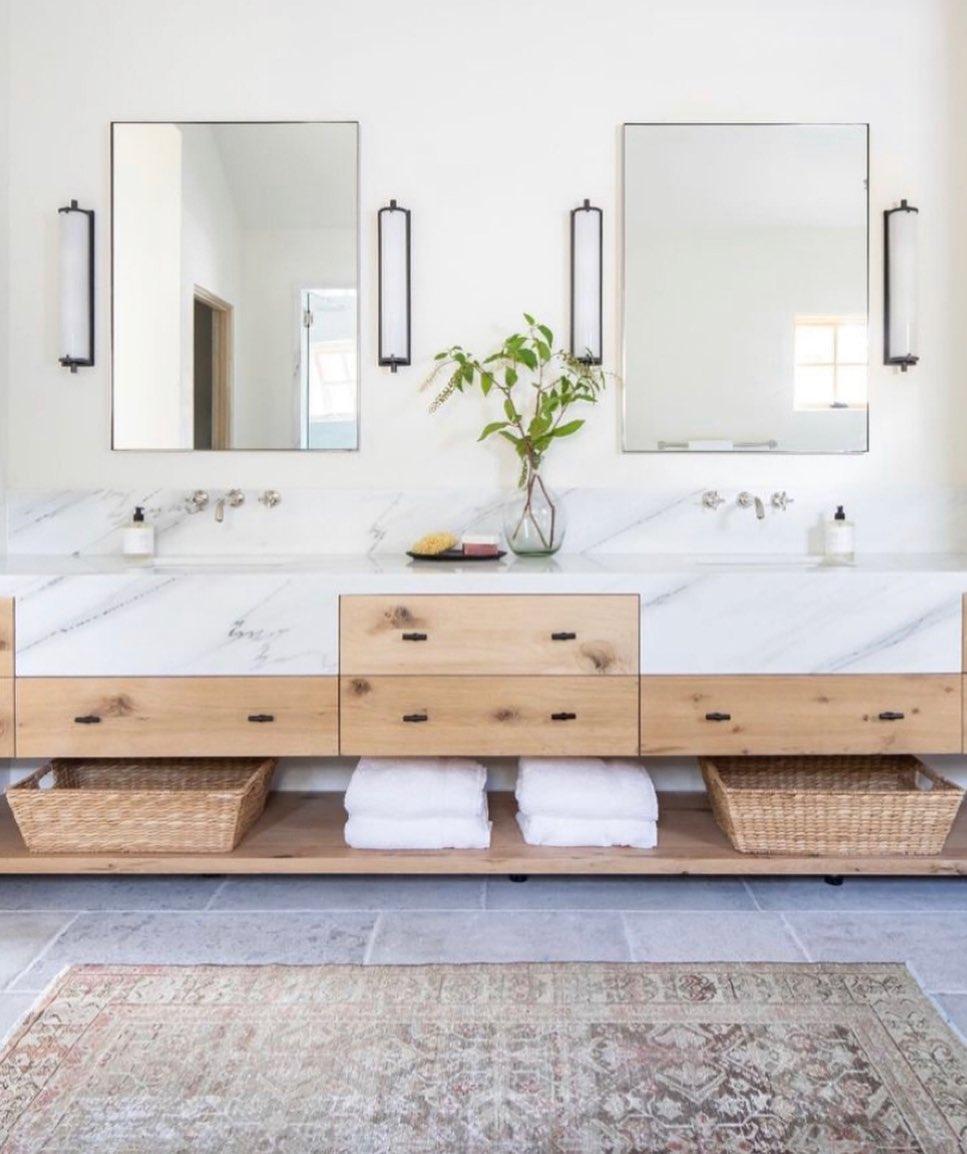Natural Beauty Bathroom Decor Ideas