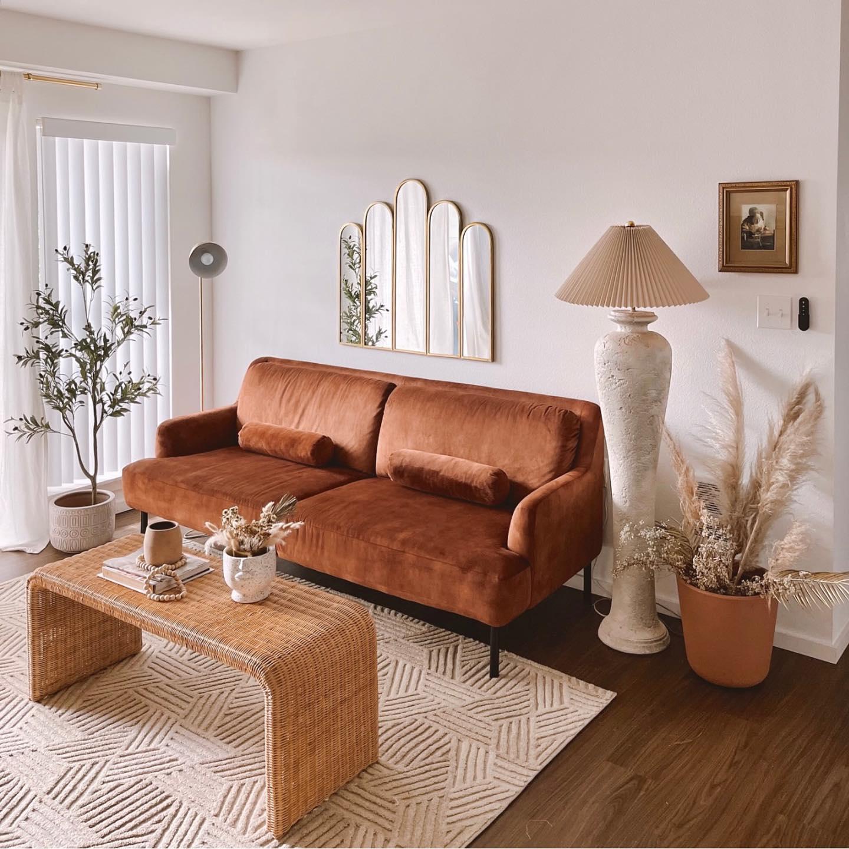 Inviting Textures - Cozy Living Room Decor Ideas