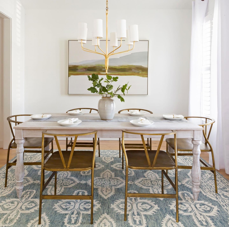 Painter's Palette Dining Room Decor Ideas