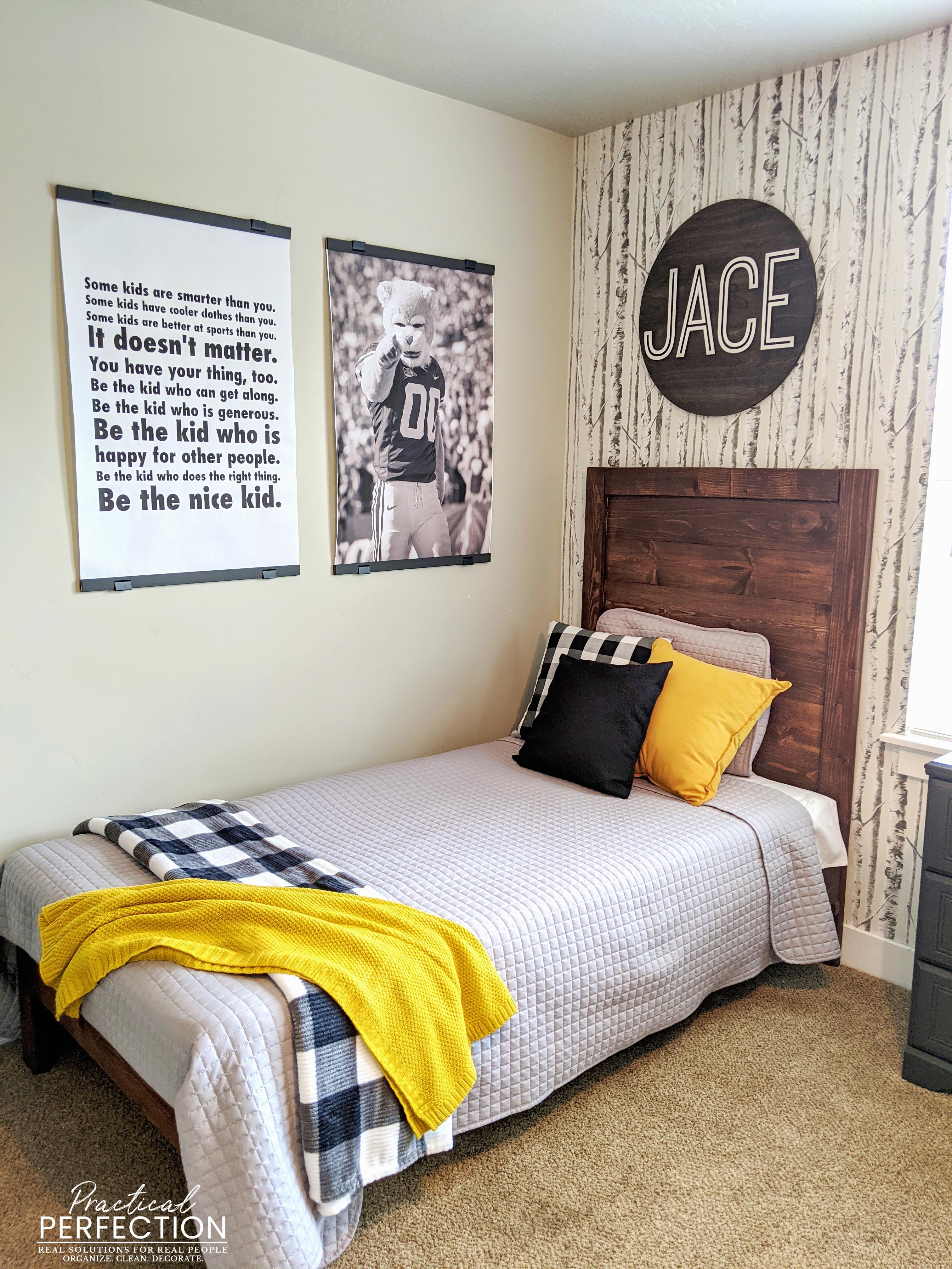 Kid's Bedroom Decor Ideas