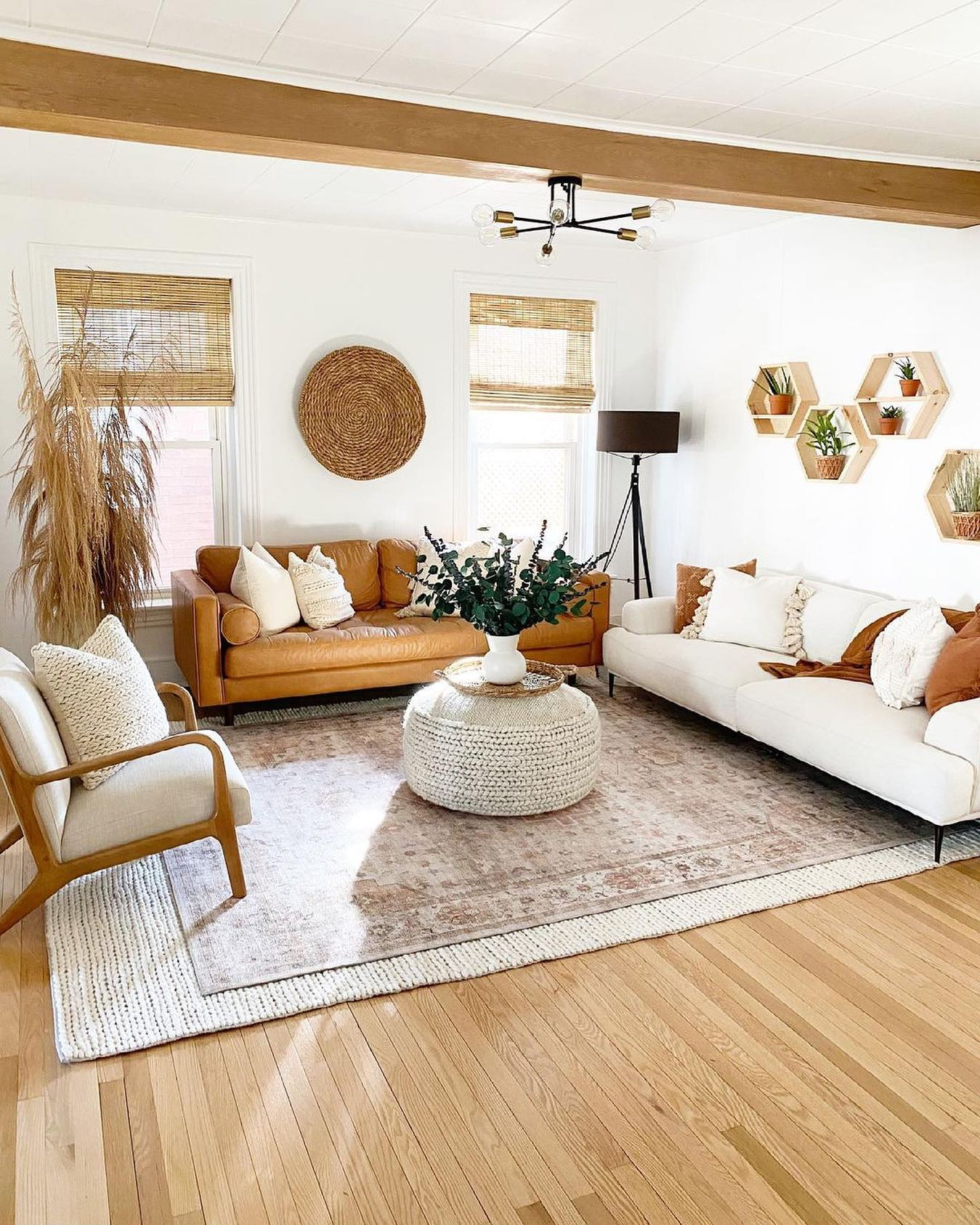 Lovely Layers Cozy Living Room Ideas