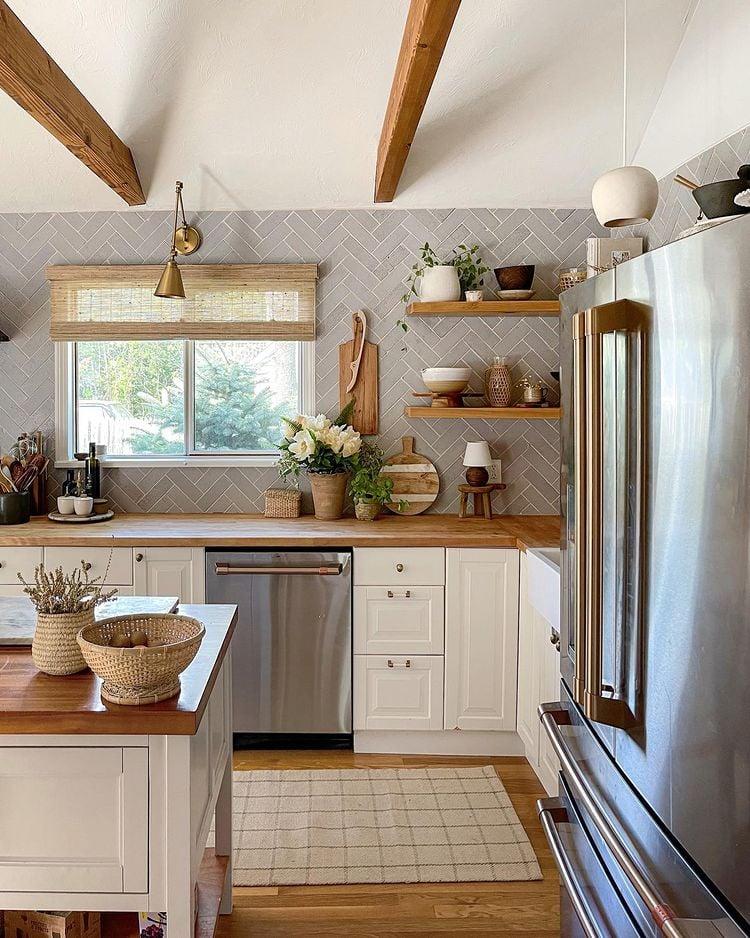 Farmhouse Vibes Kitchen Decor Vibes